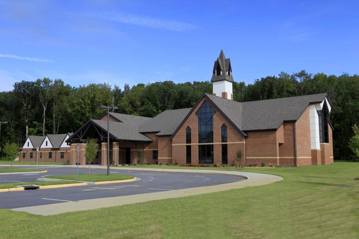 church exterior 1